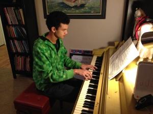 Elijah Piano