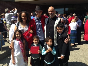 Family w Grad