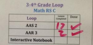 3-4th grade loop
